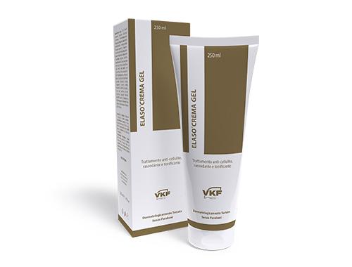 Elaso Crema Gel 250 ml