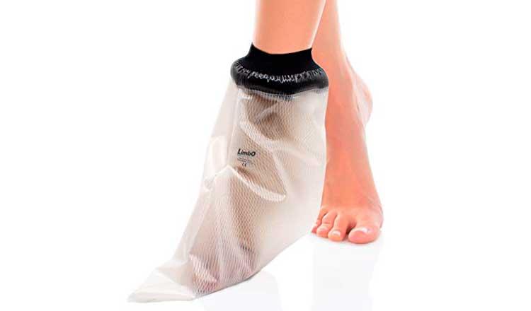 Acquastop  Limbo proteggi dall'acqua la tua medicazione, bendaggio o apparecchio gessato