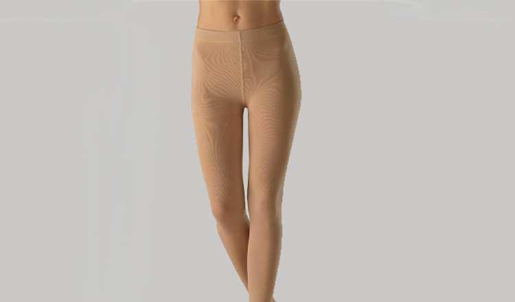 Memory Aloe Vera la calza elegante terapeutica a punta chiusa