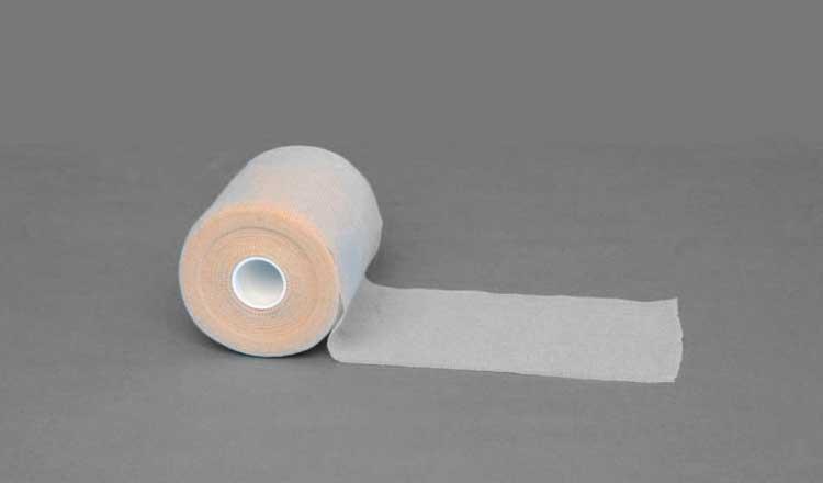 Benda elastica coesiva color pelle